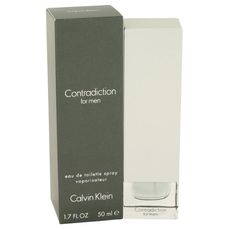 CONTRADICTION by Calvin Klein Eau De Toilette Spray for Men - Oliavery