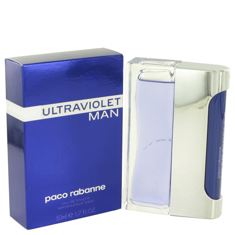 ULTRAVIOLET by Paco Rabanne Eau De Toilette Spray for Men