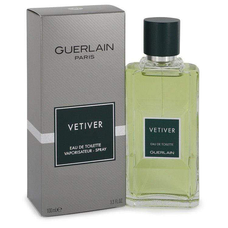 VETIVER GUERLAIN by Guerlain Eau De Toilette Spray for Men - Oliavery