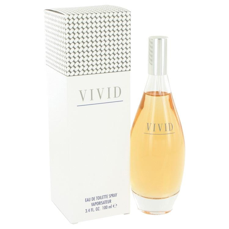 VIVID by Liz Claiborne Eau De Toilette Spray 3.4 oz for Women - Oliavery