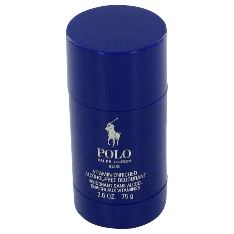 Polo Blue by Ralph Lauren Deodorant Stick 2.6 oz for Men - Oliavery