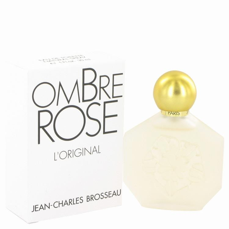 Ombre Rose by Brosseau Eau De Toilette Spray 1 oz for Women - Oliavery