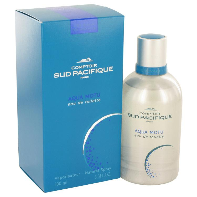 Aqua Motu by Comptoir Sud Pacifique Eau De Toilette Spray 3.4 oz for Women - Oliavery