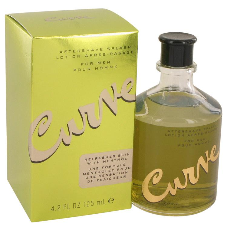 CURVE by Liz Claiborne After Shave 4.2 oz for Men - Oliavery