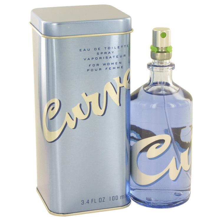 CURVE by Liz Claiborne Eau De Toilette Spray for Women - Oliavery