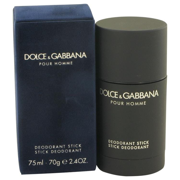DOLCE & GABBANA by Dolce & Gabbana Deodorant Stick 2.5 oz for Men - Oliavery