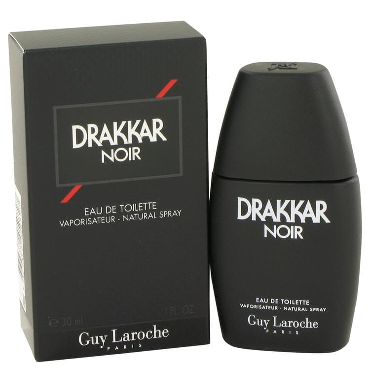 DRAKKAR NOIR by Guy Laroche Eau De Toilette Spray for Men - Oliavery