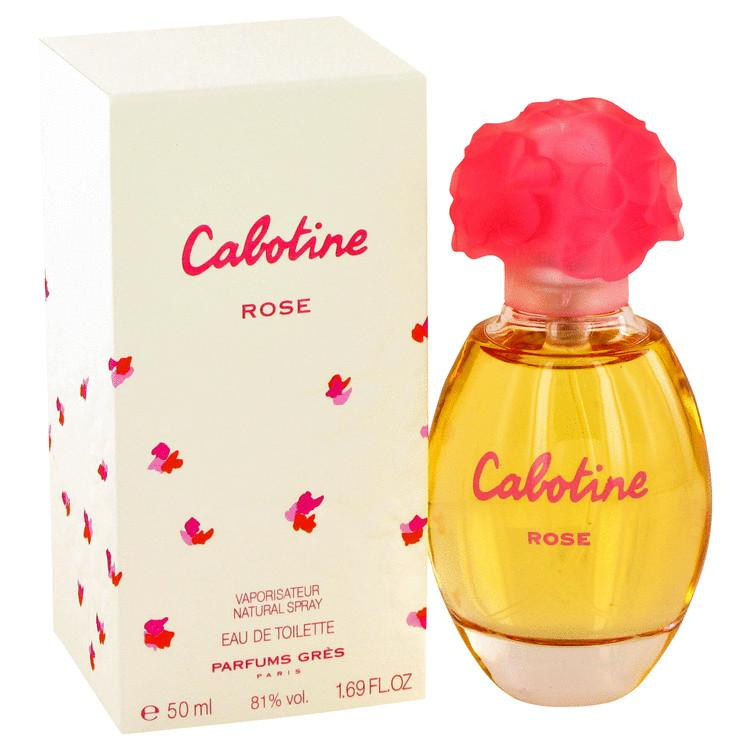 Cabotine Rose by Parfums Gres Eau De Toilette Spray for Women - Oliavery