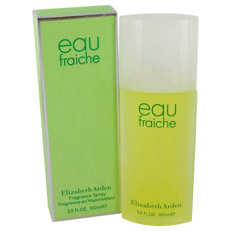 EAU FRAICHE by Elizabeth Arden Fragrance Spray 3.3 oz for Women
