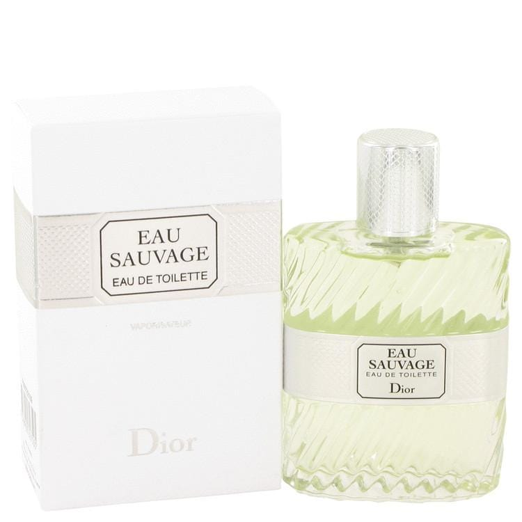 EAU SAUVAGE by Christian Dior Eau De Toilette Spray for Men - Oliavery