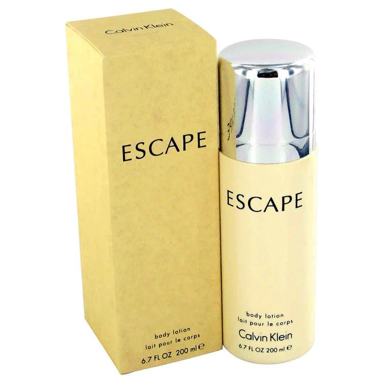 ESCAPE by Calvin Klein Body Lotion 6.7 oz for Women - Oliavery