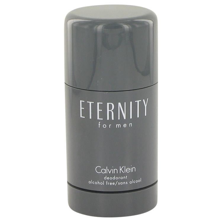 ETERNITY by Calvin Klein Deodorant Stick 2.6 oz for Men - Oliavery