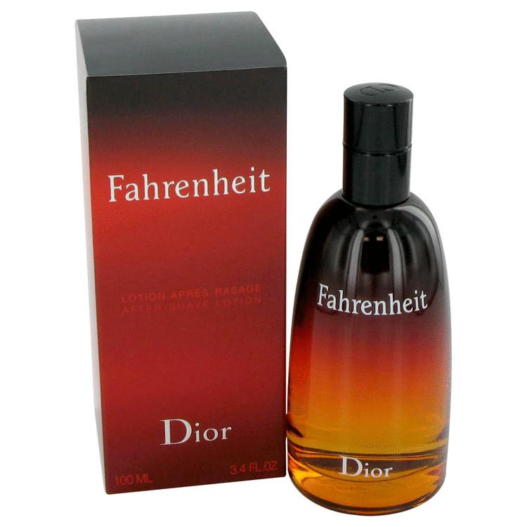 FAHRENHEIT by Christian Dior After Shave 3.3 oz for Men - Oliavery