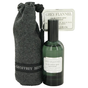 GREY FLANNEL by Geoffrey Beene Eau De Toilette Spray Pouch 2 oz for Men - Oliavery