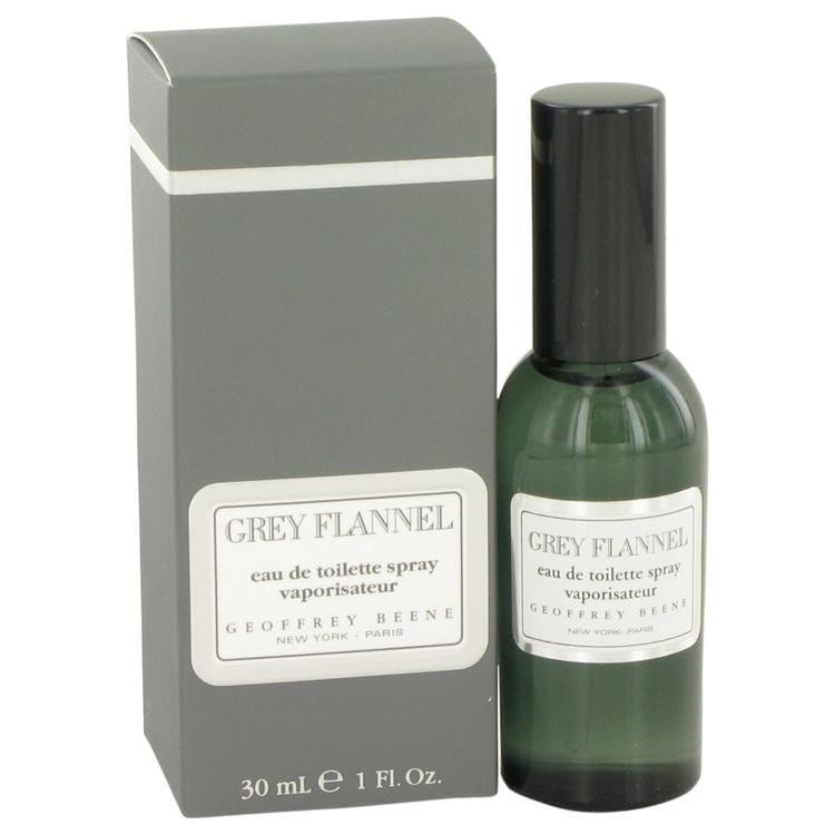 GREY FLANNEL by Geoffrey Beene Eau De Toilette Spray for Men - Oliavery