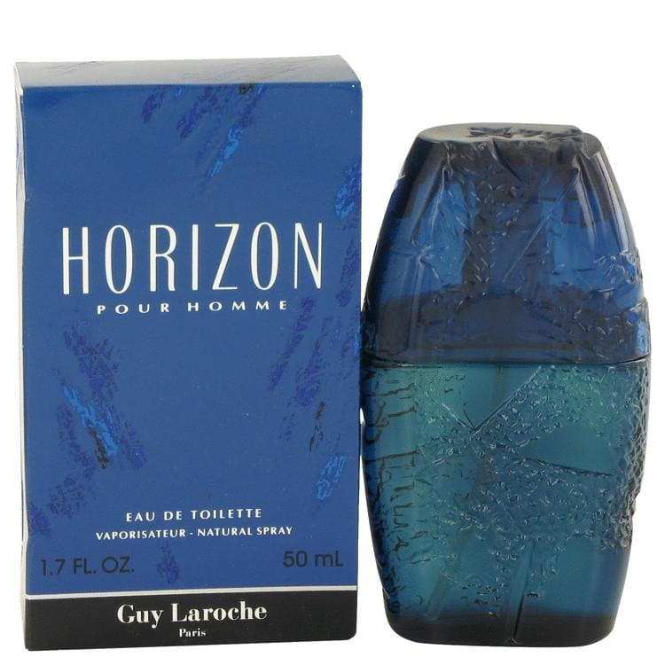 HORIZON by Guy Laroche Eau De Toilette Spray for Men - Oliavery