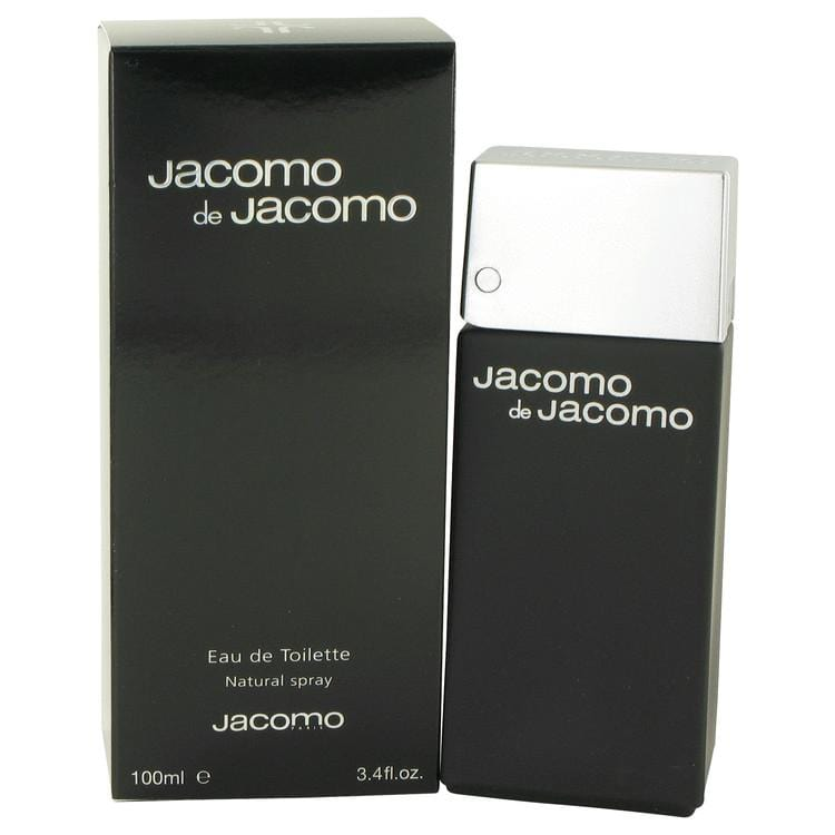 JACOMO DE JACOMO by Jacomo Eau De Toilette Spray 3.4 oz for Men - Oliavery