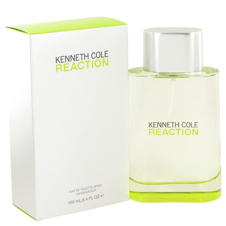 Kenneth Cole Reaction by Kenneth Cole Eau De Toilette Spray for Men - Oliavery