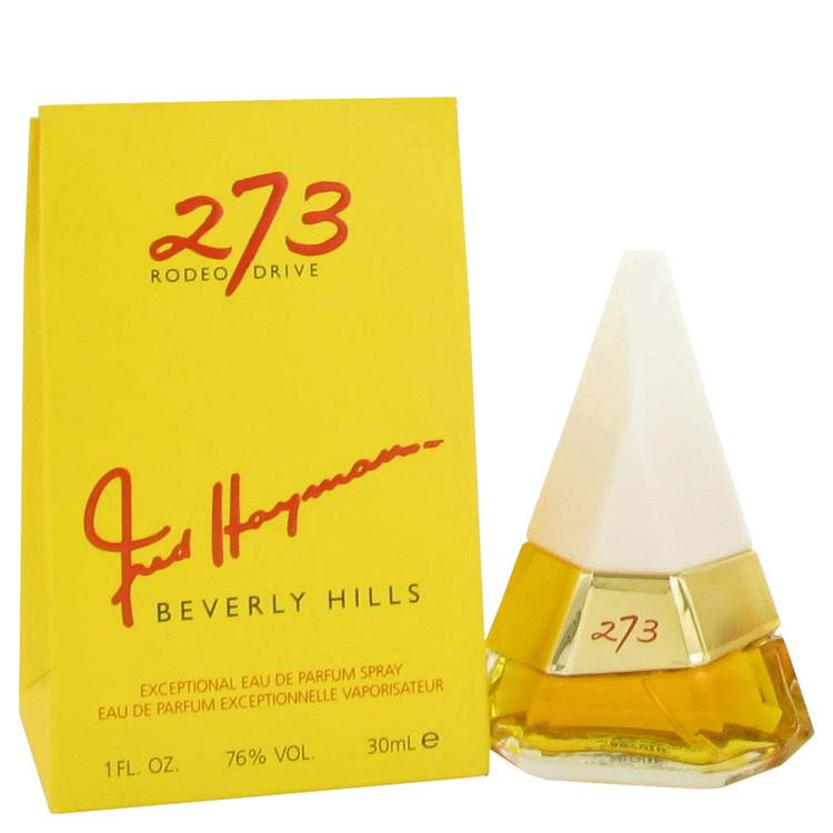 273 by Fred Hayman Eau De Parfum Spray 1 oz for Women - Oliavery
