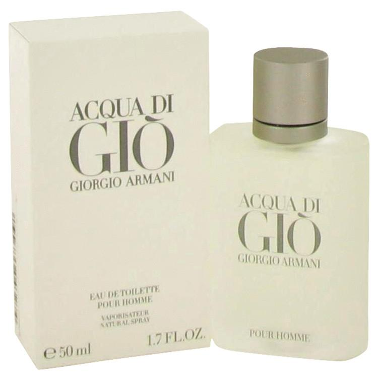 ACQUA DI GIO by Giorgio Armani Eau De Toilette Spray for Men - Oliavery