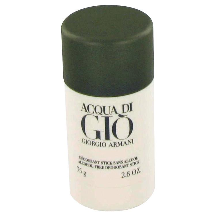ACQUA DI GIO by Giorgio Armani Deodorant Stick 2.6 oz for Men - Oliavery