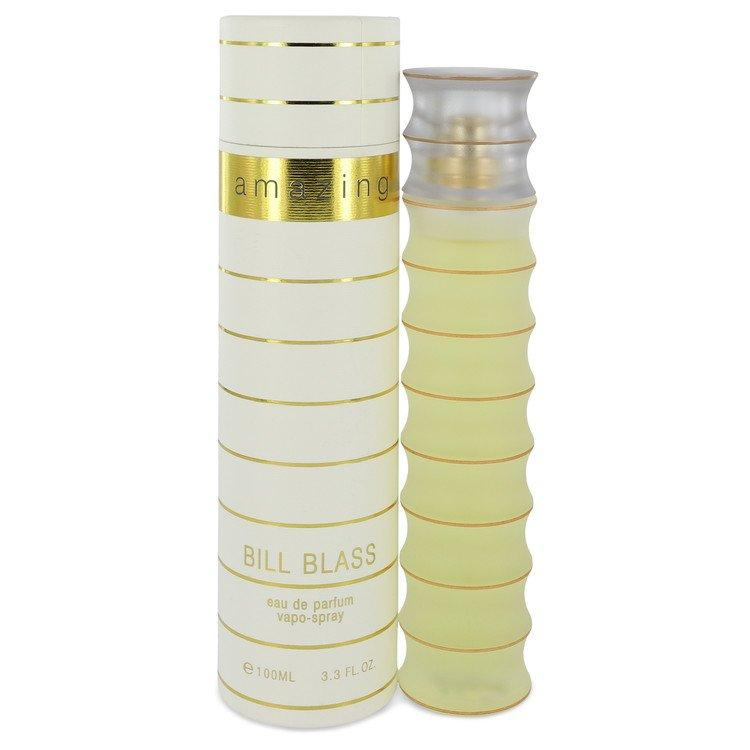AMAZING by Bill Blass Eau De Parfum Spray 3.4 oz for Women - Oliavery