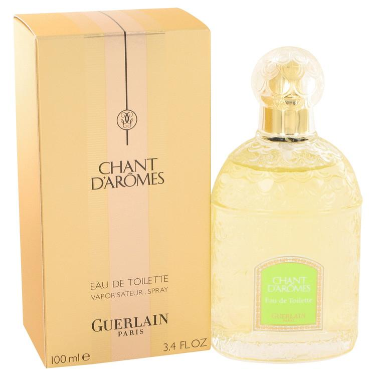 CHANT D'AROMES by Guerlain Eau De Toilette Spray for Women - Oliavery
