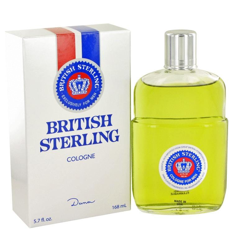 BRITISH STERLING by Dana Cologne 5.7 oz for Men - Oliavery