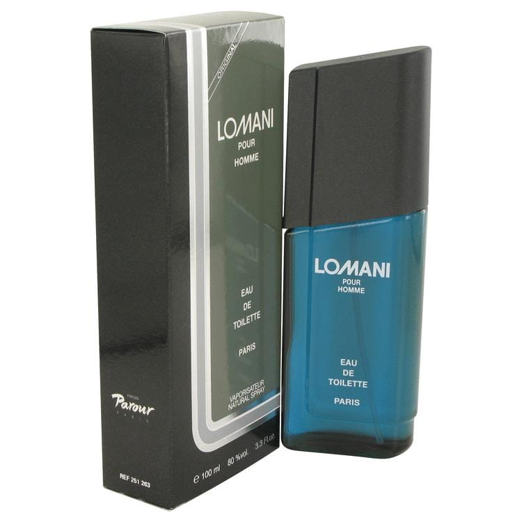 LOMANI by Lomani Eau De Toilette Spray 3.4 oz for Men - Oliavery