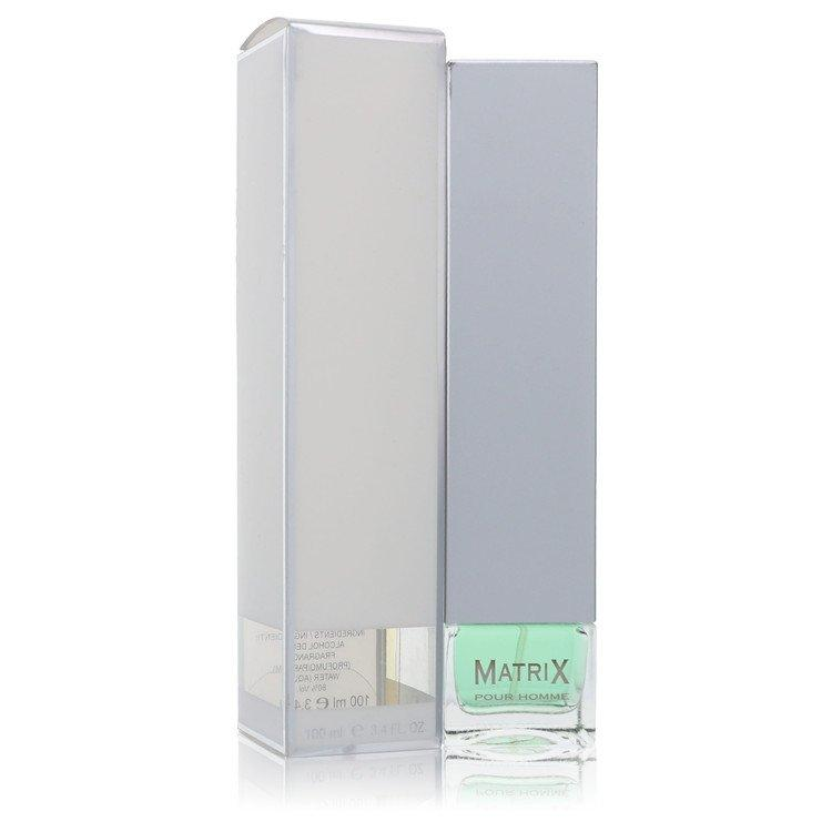 MATRIX by Matrix Eau De Toilette Spray 3.4 oz for Men - Oliavery