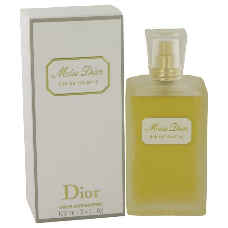 MISS DIOR Originale by Christian Dior Eau De Toilette Spray 3.4 oz for Women - Oliavery
