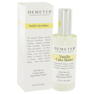 Demeter Vanilla Cake Batter by Demeter Cologne Spray for Women - Oliavery