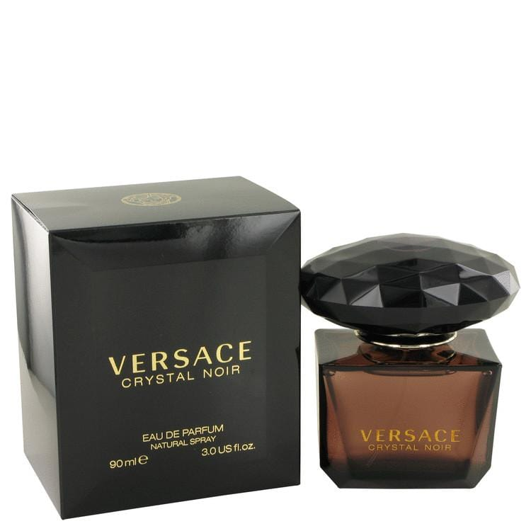 Crystal Noir by Versace Eau De Parfum Spray 3 oz for Women - Oliavery