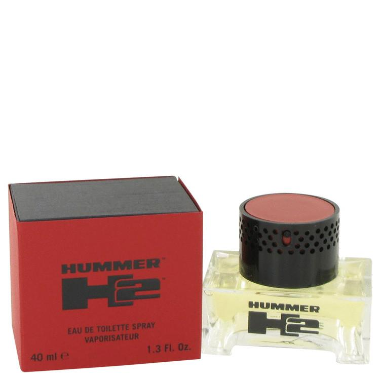 Hummer H2 by Hummer Eau De Toilette Spray 1.3 oz for Men - Oliavery