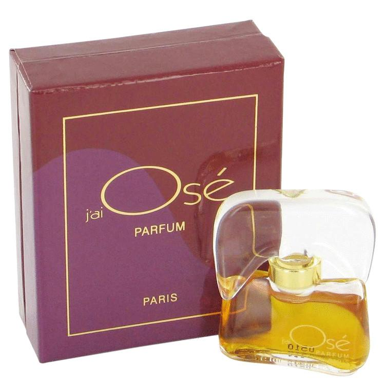 JAI OSE by Guy Laroche Pure Perfume 1-4 oz for Women - Oliavery