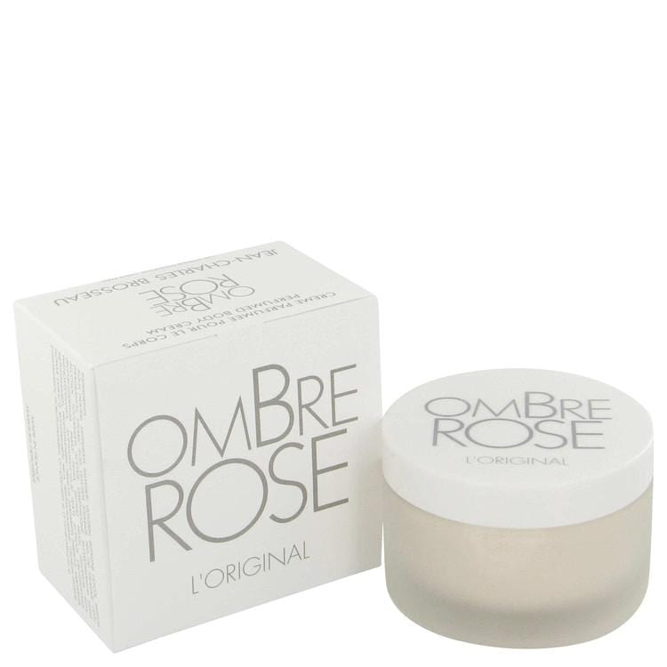 Ombre Rose by Brosseau Body Cream 6.7 oz for Women - Oliavery