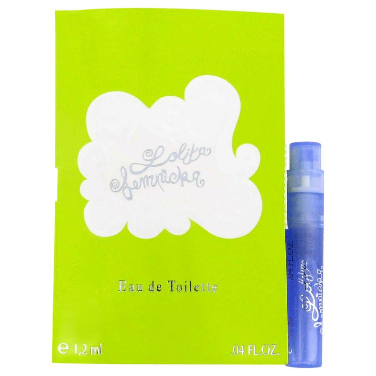 LOLITA LEMPICKA by Lolita Lempicka Eau De Toilette Vial (sample) .04 oz for Women - Oliavery