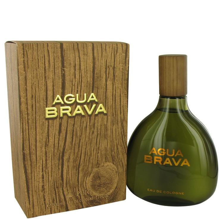 AGUA BRAVA by Antonio Puig Cologne 17 oz for Men - Oliavery