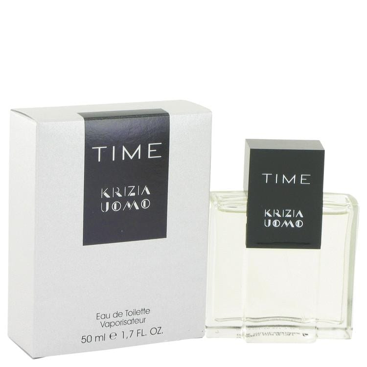 Krizia Time by Krizia Eau De Toilette Spray for Men - Oliavery