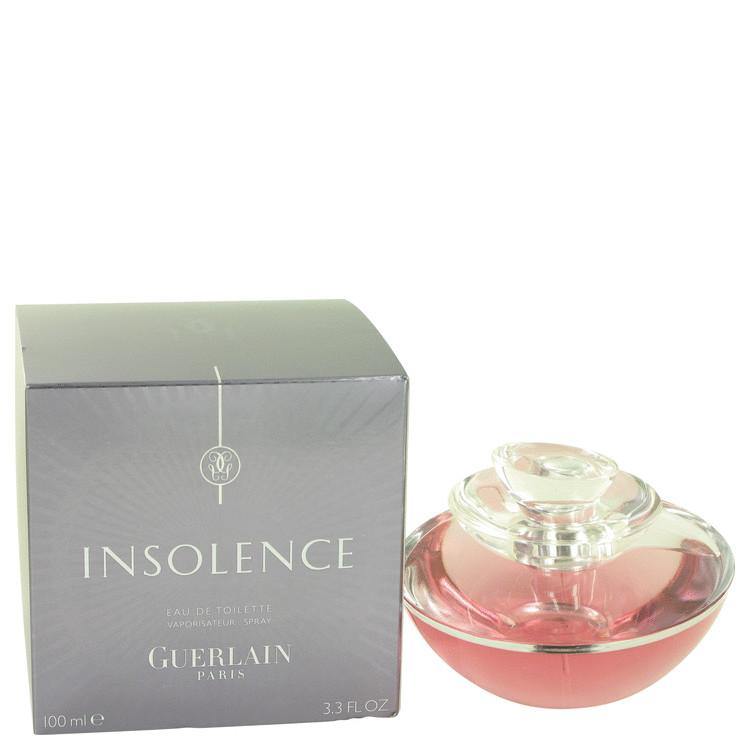 Insolence by Guerlain Eau De Toilette Spray for Women - Oliavery