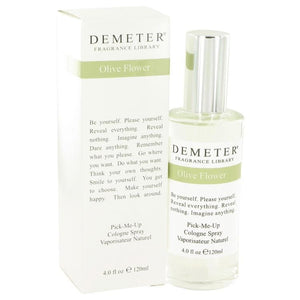 Demeter Olive Flower by Demeter Cologne Spray 4 oz for Women - Oliavery