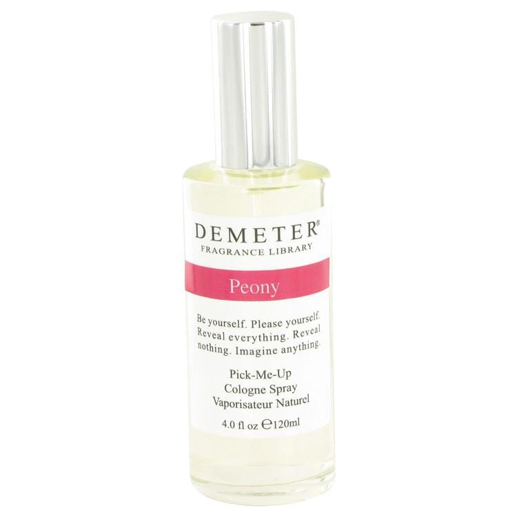 Demeter Peony by Demeter Cologne Spray 4 oz for Women - Oliavery