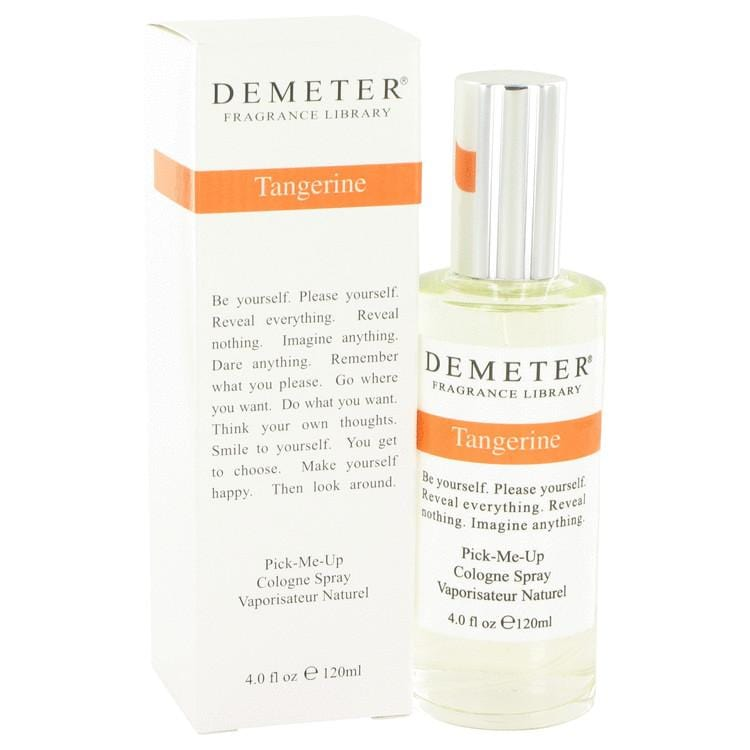 Demeter Tangerine by Demeter Cologne Spray 4 oz for Women