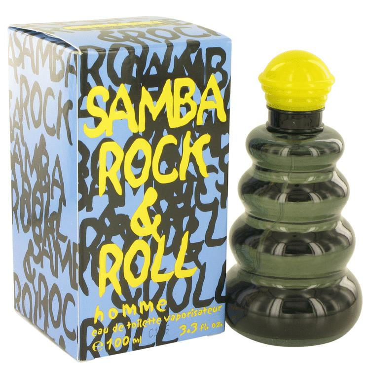 Samba Rock & Roll by Perfumers Workshop Eau De Toilette Spray 3.4 oz for Men - Oliavery