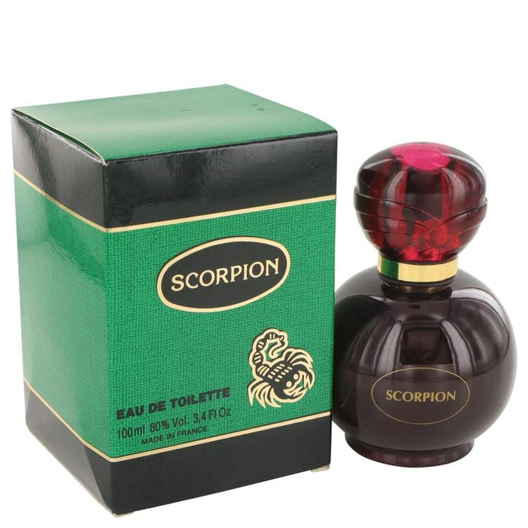 Scorpion by Parfums JM Eau De Toilette Spray 3.4 oz for Men - Oliavery
