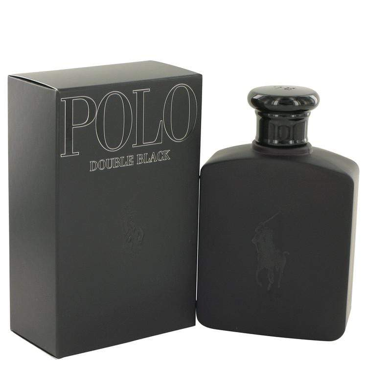 Polo Double Black by Ralph Lauren After Shave 4.2 oz for Men