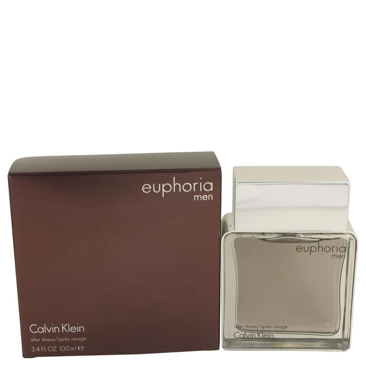 Euphoria by Calvin Klein After Shave 3.4 oz for Men - Oliavery