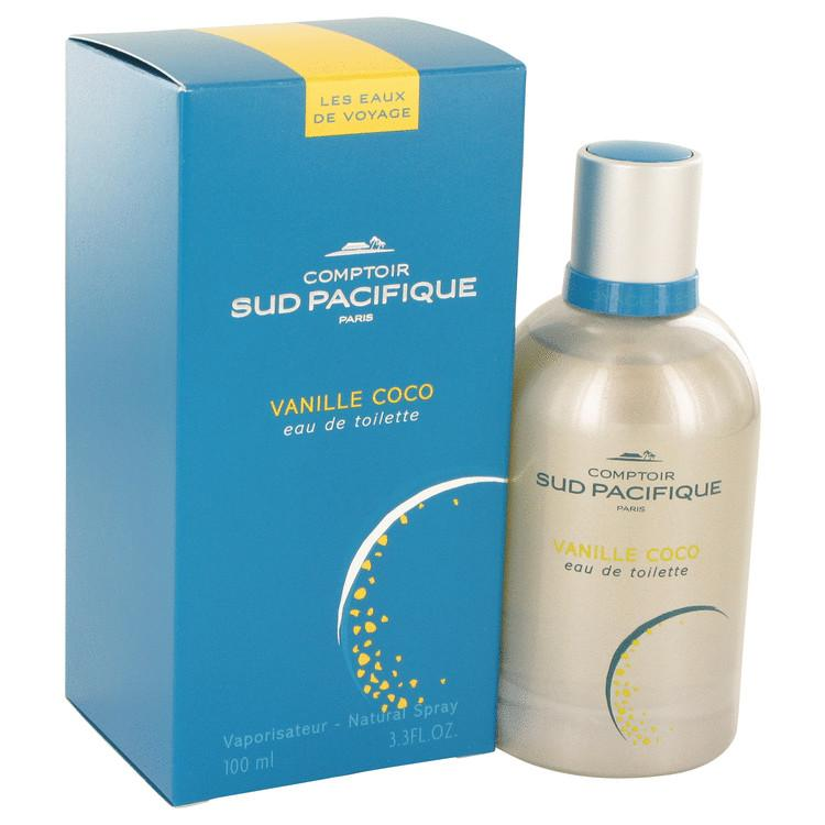 Comptoir Sud Pacifique Vanille Coco by Comptoir Sud Pacifique Eau De Toilette Spray 3.4 oz for Women