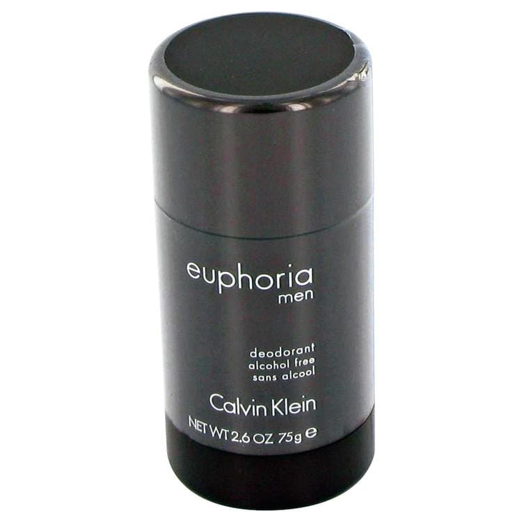 Euphoria by Calvin Klein Deodorant Stick 2.5 oz for Men - Oliavery