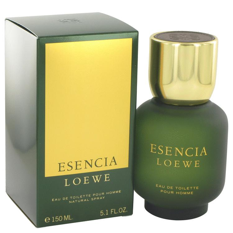 ESENCIA by Loewe Eau De Toilette Spray for Men - Oliavery